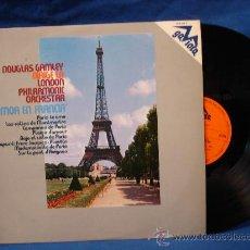 Discos de vinilo: - DOUGLAS GAMLEY DIRIGE LA LONDON PHILARMONIC ORCHESTRA - AMOR EN FRANCIA - GAVIOTA 1973. Lote 23445771