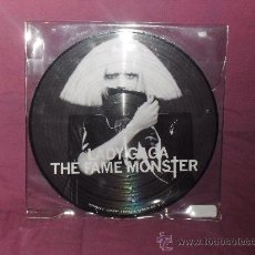 Discos de vinilo: LP ALBUM LADY GAGA THE FAME MONSTER. Lote 27527785