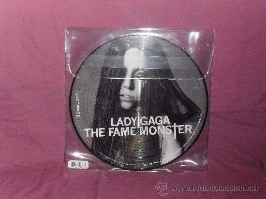 Discos de vinilo: LP ALBUM LADY GAGA THE FAME MONSTER - Foto 2 - 27527785