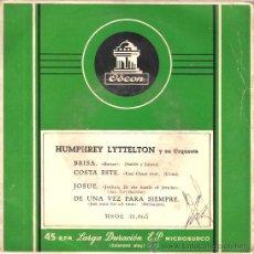Discos de vinilo: EP HUMPHREY LYTTELTON - BRISA - COSTA ESTE - JOSUE - DE UNA VEZ PARA SIEMPRE. Lote 23550510