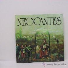 Discos de vinilo: NEOCANTES - MUSICA ANTIGUA,MUSICA TRADICIONAL - BOCACCIO / ZAFIRO 1978. Lote 149989353