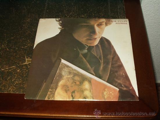 BOB DYLAN LP REPRISE DOBLE LP MUY RARO (Música - Discos - LP Vinilo - Cantautores Extranjeros)
