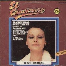 Discos de vinilo: ROCIO DURCAL-COLECCIÓN EL CANCIONERO. Lote 23586089