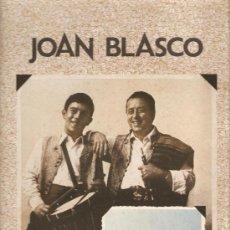 Discos de vinilo: LP JOAN BLASCO - LA DOLÇAINA . Lote 39502948