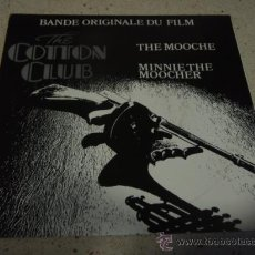 Discos de vinilo: THE COTTON CLUB BANDA ORIGINALE DU FILM ( THE MOCHE - MINNIE THE MOOCHER ) 1984-HOLANDA SINGLE45 . Lote 23616701