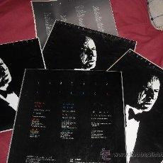 Discos de vinilo: FRANK SINATRA 3 LP SINATRA TRILOGY CON ENCARTES TODOS LOS DISCOS REPRISE SPA 1980. Lote 23648768