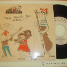 Discos de vinilo: PENNY WHISTLE JIVE THE KWELA - EP- ULTRARARE JAZZ SOUTHAFRICA 50'S. Lote 25611640