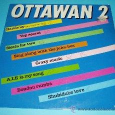 Discos de vinilo: OTTAWAN 2. CARRERE. 1981. Lote 54055208