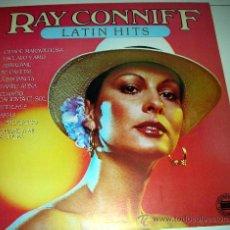 Discos de vinilo: VINILO. LP RAY CONNIFF. LATIN HITS. Lote 23709656
