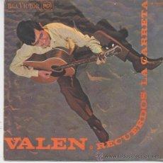 Discos de vinilo: VALEN,RECUERDOS DEL 68. Lote 23712281