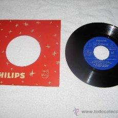 Discos de vinilo: SINGLE LA VIUDA ALEGRE SELECCIÓN. Lote 27431702