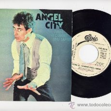 Discos de vinilo: ANGEL CITY. PROMO 45. TAKE THE LONG LINE+MARSELLA. EPIC 1980. Lote 27039504