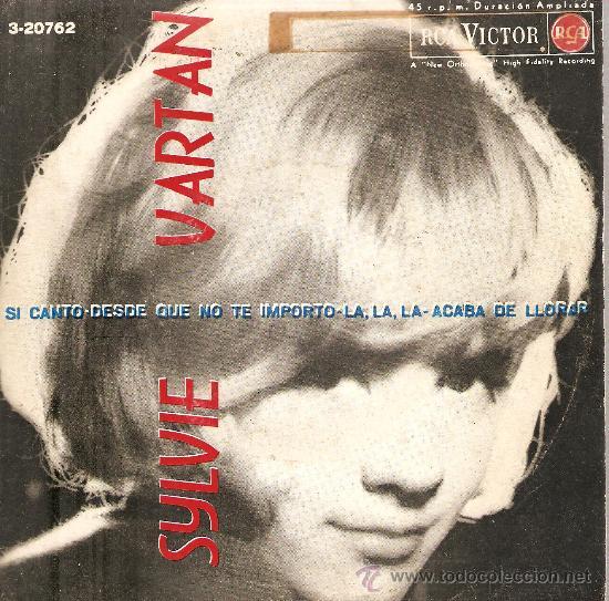 Discos de vinilo: 2 EP´S SYLVIE VARTAN : MISTER JOHN B. + SI JE CHANTE - Foto 3 - 23797176