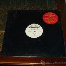 Discos de vinilo: BOB SEGER & THE SILVER BULLET BAND MAXI LIVE NINE TONIGHT PROMOCIONAL MUY RARO. Lote 23829951