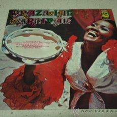 Discos de vinilo: BRAZILIAN CARNIVAL FEATURING SERIO MENDES & BRASIL '66, WALTER WANDERLEY, MILTON NASCIMENTO.... Lote 23847958