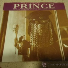 Dischi in vinile: PRINCE & THE NEW POWER GENERATION (MY NAME IS PRINCE - WHOM IT MAY CONCERN) USA-1992 SINGLE45. Lote 23852745