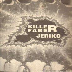 Discos de vinilo: KILLER FABER - JERIKO (3 VERSIONES) - MAXISINGLE 1993. Lote 23868156