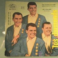 Discos de vinilo: THE DIAMONDS SPANISH EP 45 RPM 1959 MERCURY MG-10.117. Lote 23871678