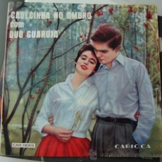 Discos de vinilo: DUO GUARUJA - CABECINHA NO OMBRO - EP PORTUGUES. Lote 46524663