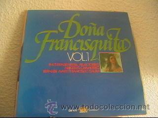 AMADEO VIVES - DOÑA FRANCISQUITA VOL.1 - LP GRAMUSIC - GM-479 - ESPAÑA 1976 - Z1 (Música - Discos - LP Vinilo - Clásica, Ópera, Zarzuela y Marchas)