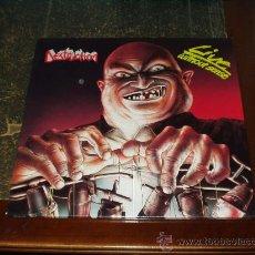 Discos de vinilo: DESTRUCTION LP LIVE- WITHOUT SENSE THRASH METAL. Lote 27264872