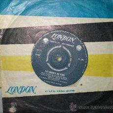 Discos de vinilo: BANDA ORIGINAL DEL FILM , JAMAS EN DOMINGO -1960 DE JULIUS DASSIN ( DISCO HOLANDES ). Lote 23929025