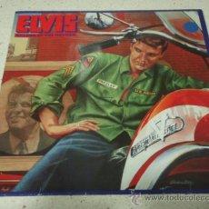 Discos de vinilo: ELVIS PRESLEY ( RETURN OF THE ROCKER ) 1986-GERMANY LP33 RCA. Lote 213178823