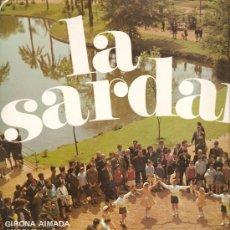 Discos de vinilo: LP SARDANES: COBLA BARCELONA - LA SARDANA . Lote 23938466
