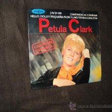 Discos de vinilo: PETULA CLARK CANTA EN ESPAÑOL EP 1964 VER FOTO ADICIONAL. Lote 23960486