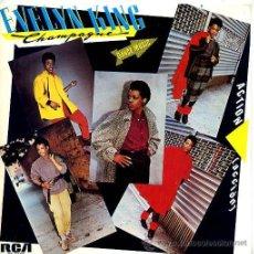 Discos de vinilo: EVELYN CHAMPAGNE KING / ACTION / LT'S GET CRAZY (SINGLE PROMO 83). Lote 23963510