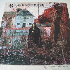 Discos de vinilo: LP BLACK SABBATH MISMO TITULO VINILO HEAVY METAL. Lote 28267917