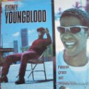 Discos de vinilo: LP - SYDNEY YOUNGBLOOD - PASSION, GRACE AND SERIOUS BASS - EDICION INGLESA, CIRCA RECORDS 1991. Lote 23967723