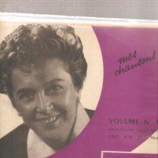 Discos de vinilo: LP MICK MICHEYL VOLUME 1. Lote 23980339