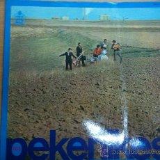 Discos de vinilo: LP LOS PEKENIKES EDITADO POR HISPAVOX. Lote 24016166