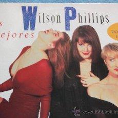 Discos de vinilo: WILSON PHILLIPS,LAS MEJORES DEL 91. Lote 24036977