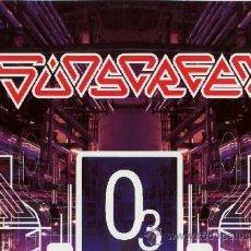 Discos de vinilo: SUNSCREEM - O3 (LP) - NUEVO. Lote 26921596