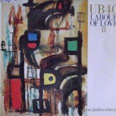 Discos de vinilo: UB40-LABOUR OF LOVEII-LP1989-. Lote 24064244