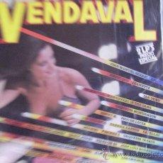 Discos de vinilo: VENDAVAL-DOBLE LP-33RPM-1981-LOS SECRETOS-STATUS QUO-LOS CHICHOS-GATO PEREZ-SERRAT-ETC.... Lote 24064704