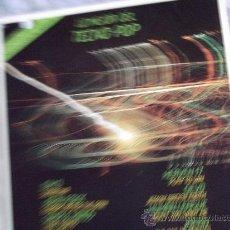 Discos de vinilo: TECNO-POP-LO MEJOR-LP33RPM-O.M.D.-D.A.F.-DEVO-JAPAN-HEAVEN17-HUMAN LEAGUE-SIMPLE MIND-J.FOXX-. Lote 24064805