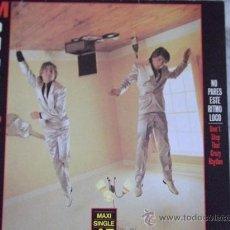 Discos de vinilo: MODERN ROMANCE-NO PARES ESTE RITMO LOCO-MX45RPM-1983-. Lote 24064905