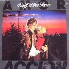 Discos de vinilo: SNIFF`N`THE TEARS-AMOR ACCION-LP33RPM-1981-. Lote 24127152