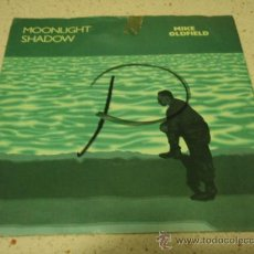 Discos de vinilo: MIKE OLDFIELD ( MOONLIGHT SHADOW - RITE OF MAN ) 1983 SINGLE45 VIRGIN RECORDS. Lote 24075154
