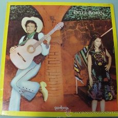 Discos de vinilo: PETER ROWAN - LP 1978 GUIMBARDA. Lote 24078873