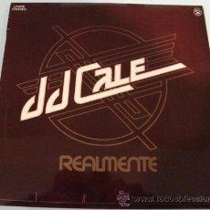 J.J. CALE - REALMENTE - LP 33 RPM - 1976