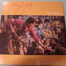 Discos de vinilo: JOAN BAEZ - TOUR EUROPEA - LP DE 1982. Lote 24086395