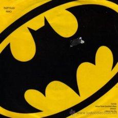 Discos de vinilo: PRINCE (BSO BATMAN) - SINGLE VINILO 7'' - EDITADO EN ALEMANIA - PARTY MAN + FEEL U UP - AÑO 1989. Lote 24088955