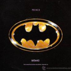 Dischi in vinile: PRINCE (BSO BATMAN) - SINGLE VINILO 7'' - EDITADO EN ALEMANIA - BATDANCE + 200 BALLONNS - AÑO 1989. Lote 24088998