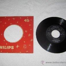 Discos de vinilo: SINGLE LIBERACE Y SU ORQUESTA CON PAUL WESTON. Lote 27086413
