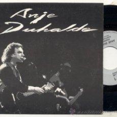 Disques de vinyle: SINGLE 45 RPM / ANJE DUHALDE ( ERROBI ) KANTUZ . Lote 24121135