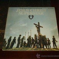 Discos de vinilo: JESUS CHRIST SUPERSTAR DOBLE LP BANDA SONORA ORIGINAL. Lote 24127444